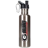 Georgia Bulldogs 26oz Stainless Steel Water Bottle | UGA Water Bottle | UGA Stainless Steel Water Bottle