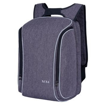 University College Backpack XQXA Space & Style Can Be Changed Women Men  For 14 and 15.6 Inches Laptop Large Capacity 25 - 30L  School BagAT_63_4