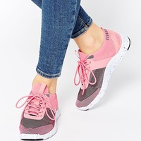 Bronx Multi Pink Trainers at asos.com