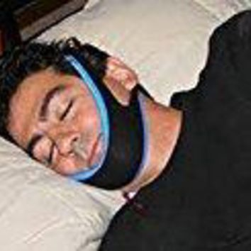 My Snoring Solution Anti Snoring Stop Snoring Jaw Strap Chin Supporter