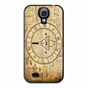 The Gravity Falls Intrigue Samsung Galaxy S4 Case