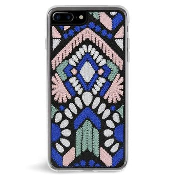 Tribe Embroidered iPhone 7/8 Plus Case