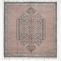 Olivia 6x6 Overdyed Rug - Urban Outfitters