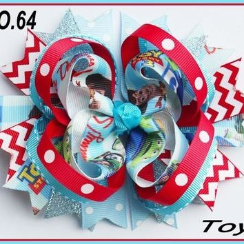 CHARACTER HAIR BOWS - TOY STORY #64