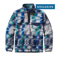 Patagonia Boys' Lightweight Snap-T® Fleece Pullover - Special