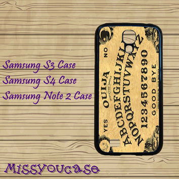 Samsung Galaxy Note 3,Samsung galaxy S3,Samsung galaxy S4,Samsung Galaxy Note 2,cute Samsung S4 Case,Retro Ouija Board,cool S4 case.