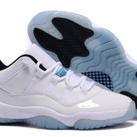 Air Jordan 11 Retro Low Pe White/black-legend Blue Low Legend Blue 11s - Beauty Ticks