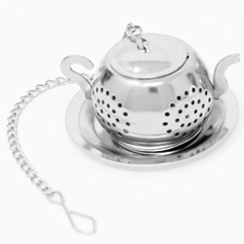 Tea Infuser: Loose Leaf Tea Pot Shape
