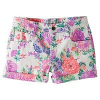 Cherokee® Girls' Denim Shorts -  Wow Pink