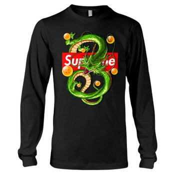Super Saiyan - Dragon Supreme -Unisex Long Sleeve - SSID2016