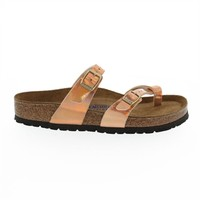 Birkenstock Mayari Mirror Toe Loop Sandal at Von Maur