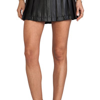 BCBGMAXAZRIA Shane Skirt in Black