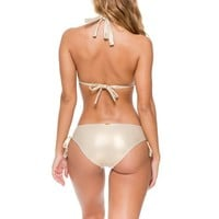 Luli Fama Drawstring Side Full Bottom - Muchachita Linda