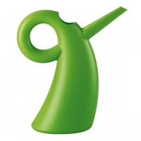 Diva watering can, green