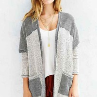 Ecote Colorblock Cardigan