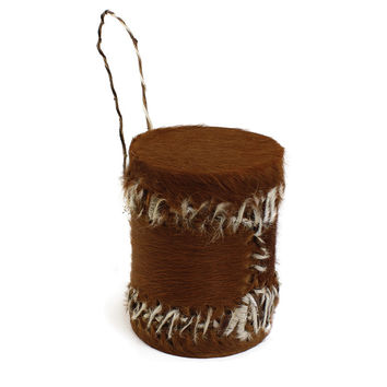 African Goat Skin Drum - Small
