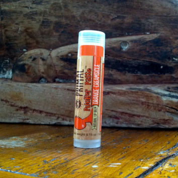 GoPrimal Pucker Paste ~ Lip Balm (Orange Creamsicle)
