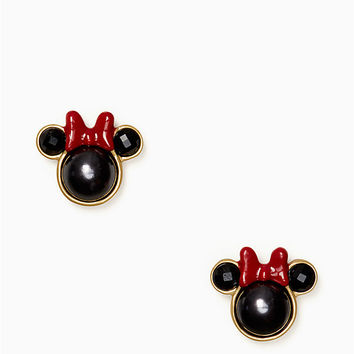 kate spade new york for minnie mouse studs | Kate Spade New York