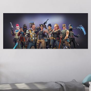 Fortnite Battle Royale Poster Print #P1007