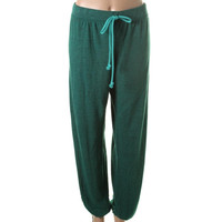 Nation Ltd. Womens Knit Heathered Lounge Pants