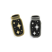 Star Jar Lapel Pins