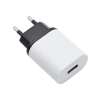 2 in 1 Port USB Home Travel Charger