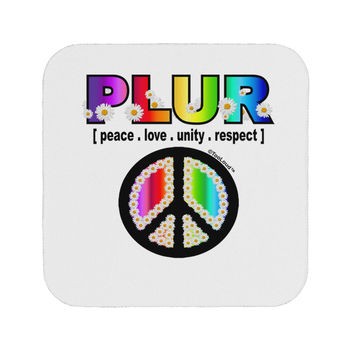 PLUR Rainbow Coaster