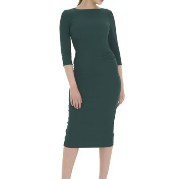 The Pretty Dress Company Adrienne Pencil Dress