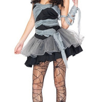 Halloween corpse bride clothing role-playing vampire ghost bride uniform temptation lingerie = 1929326404