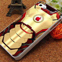 Iron Man body iPhone 5C Case, iPhone 5/5S Case, iPhone 4/4S Case, Durable Hard Case USPSSHOP