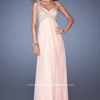 La Femme 19585 at Prom Dress Shop