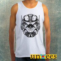 Titanfall Clothing Tank Top For Mens