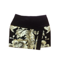 Oriental Asymmetrical Skirt