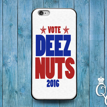 iPhone 4 4s 5 5s 5c 6 6s plus iPod Touch 4th 5th 6th Generation Cover Funny Custom Vote President 2016 Political Politics Cute Phone Case