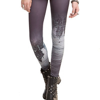 The Mortal Instruments: City Of Bones By Tripp Shadow World Leggings Pre-Order | Hot Topic