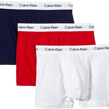 Calvin Klein Trunks - Calvin Klein Cotton Stret...