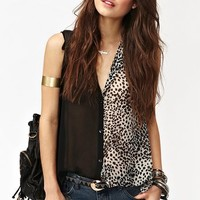 Wild Streak Shirt in What's New at Nasty Gal
