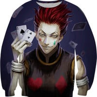 Hisoka - Hunter x Hunter - Sweatshirt
