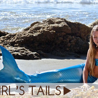 The2Tails - Swimmable Mermaid Tails - Buy Yours Now!