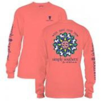 *Closeout* Simply Southern Long Sleeve Tees- Magic