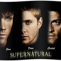 Supernatural poster by Elizabeth Coats