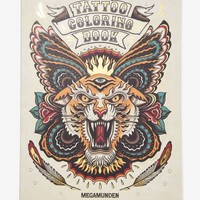 The Tattoo Coloring Book