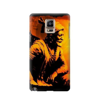P1105 Shivaji Maharaj Rajesh Khilari Case For Samsung Galaxy Note 4