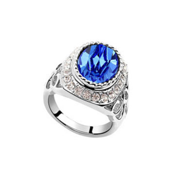 Shiny New Arrival Gift Luxury Stylish Vintage Jewelry Crystal Ring [4989614404]