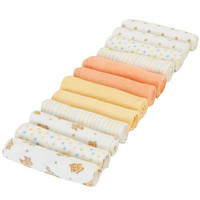 Babies R Us Terry Washcloth 12 Pack - Neutral