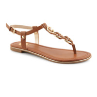 G by Guess Dahlia Women's Shoe (COGNAC)