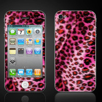 Fake Pink Cheetah Leopard Faux Fur  Vinyl Decal Wrap / by ItsASkin