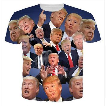 Funny Donald Trump T-Shirt USA Presidential Election