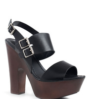 Shawnee Pumps - Black