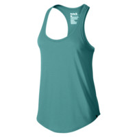 Hurley Solid Dri-FIT Women's Tank Top Size XL (Green)